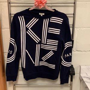 ❤️ Kenzo Paris designer sweatshirt